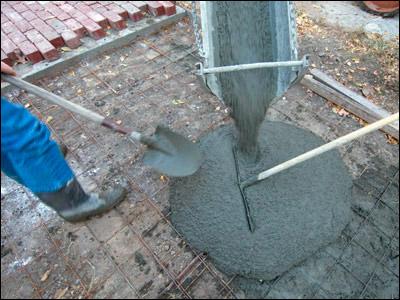 Изготовить бетон для фундамента своими руками